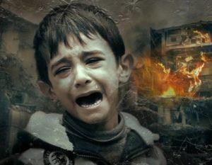 Зачем умирают дети от войны