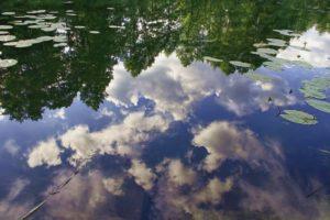 облака-в-реке