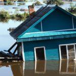 Наводнение на Амуре